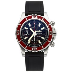 Breitling A1331X9, Superocean II Diver Chronograph, Limited Edition 544/2000