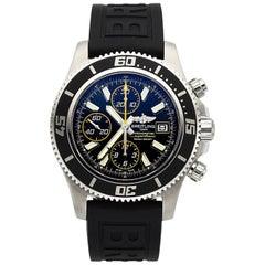 Breitling A1334102, Superocean II Diver's Chronograph Men's Watch