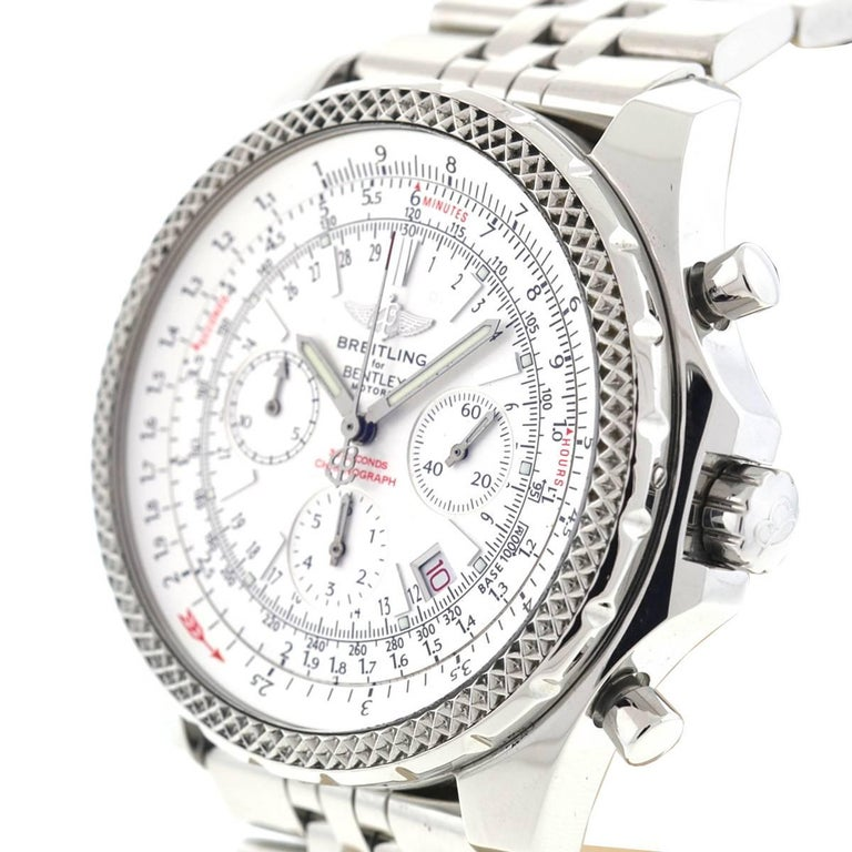 Breitling A25362 Bentley 30 Seconds Chronograph Automatic