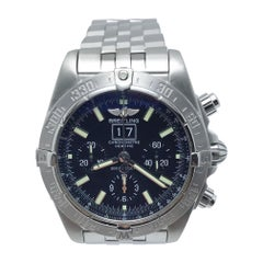 Breitling A44359 Windrider Blackbird Stainless Steel with Papers