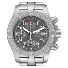 Breitling Aeromarine Avenger Chronograph Titanium Men's Watch E13360
