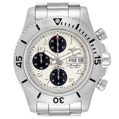 Breitling Aeromarine SuperOcean Chronograph II Watch A13341 Box