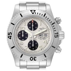 Breitling Aeromarine SuperOcean Chronograph II Watch A13341 Box Papers