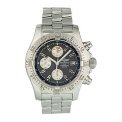 Breitling Avenger A13380, White Dial, Certified and Warranty