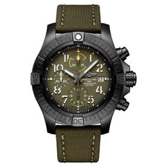 Breitling Avenger Chronograph 45 Night Mission Watch V13317101L1X1