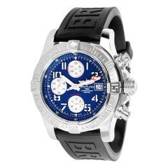Breitling Avenger II A1338111/C152 Men's Watch in Stainless Steel