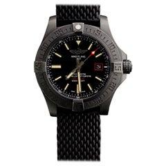 Breitling Avenger Titanium Watch 1720084