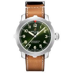 Breitling Aviator SUPER 8 B20 Automatic 46 Watch EB2040101L1X1