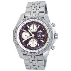 Breitling Bentley A13362, Black Dial, Certified and Warranty