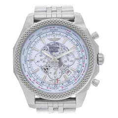 Breitling Bentley AB0521, White Dial, Certified and Warranty