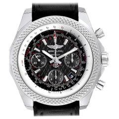 Breitling Bentley B05 Unitime Black Dial Men's Watch AB0612 Unworn