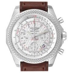 Breitling Bentley B05 Unitime Silver Dial Men's Watch AB0612 Unworn