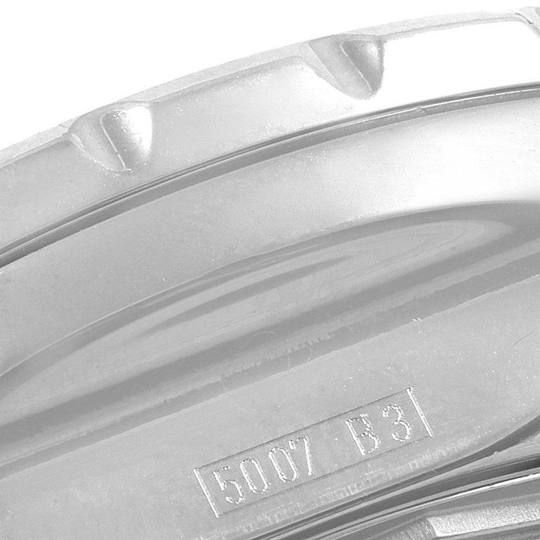 Breitling Bentley Motors GT Blue Dial Sreel Men's Watch A13362 For Sale 5