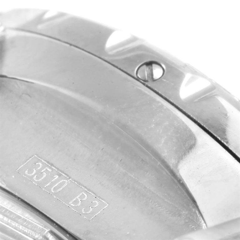 Men's Breitling Bentley Motors GT Burgundy Dial Men's Watch A13362 Box Papers For Sale