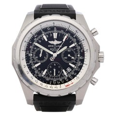 Breitling Bentley Motors T A25363 Men's Stainless Steel Chronograph Watch