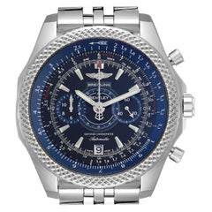 Breitling Bentley Supersports Limited Edition Watch A26364 Box Papers
