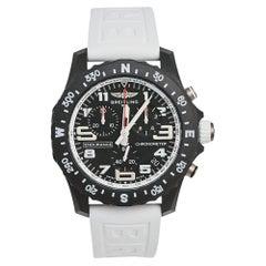 Breitling Black Breitlight Rubber Endurance Pro X82310 Men's Wristwatch 44 mm