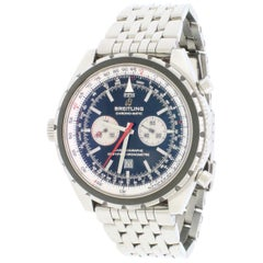 Breitling Chrono-Matic Automatic Chronograph Stainless Steel Men's Watch