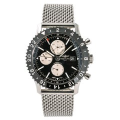 Breitling Chronoliner Y24310 Men's Automatic Watch with Box and Papers