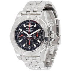Breitling Chronomat 41 AB014112/BB47 Men's Watch in Stainless Steel
