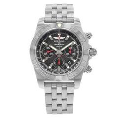 Breitling Chronomat 44 01 Steel Automatic Men's Watch AB011110/BA50-377A