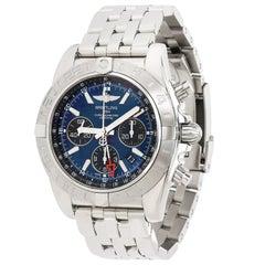 Breitling Chronomat 44 GMT AB042011/C852 Men's Watch in Stainless Steel
