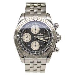 Breitling Chronomat A13356, Grey Dial, Certified and Warranty