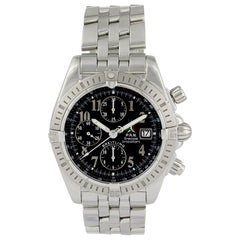Breitling Chronomat A13356 P.A.N Frecce Tricolore Men's Watch with Papers