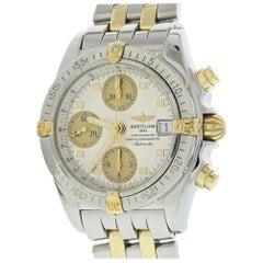 Breitling Chronomat B13352 mit Armband und Fehlendem Zifferblatt Zertifiziert aus Vorbesitz