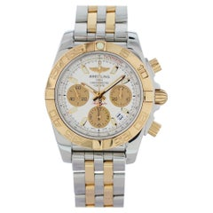 Breitling Chronomat CB0140 Men's Watch Box and Papers