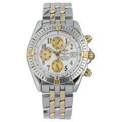 Breitling Chronomat Evolution B13356 Men's Watch Box Papers