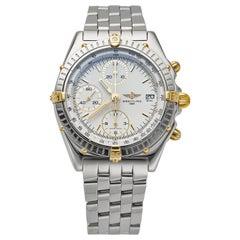 Breitling Chronomat Steel Timepiece #B13048