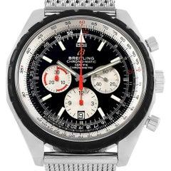 Breitling Chronomatic Chronograph Steel Men's Watch A41360