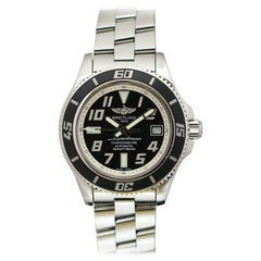 Breitling SuperOcean 42 Stainless Steel Automatic Ref A17364 circa 2010