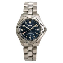 Breitling Colt A74350, Silver Dial, Certified and Warranty