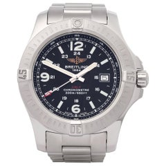 Breitling Colt A74388 Men's Stainless Steel Watch