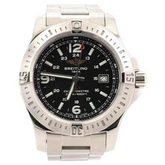 Breitling Colt Chronometer Quartz Watch Stainless Steel 44