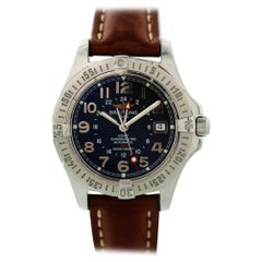 Breitling Colt GMT A32350 Stainless Steel Watch