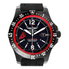 Breitling Colt Skyracer 45 PVD Ultralight Polymer Men's Watch X74320