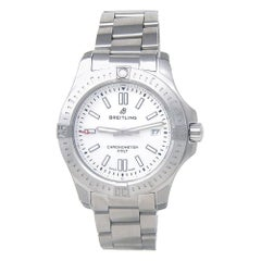 Breitling Colt Stainless Steel Automatic Men's Watch A17313