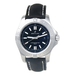 Breitling Colt Stainless Steel Men's Watch Automatic A17388