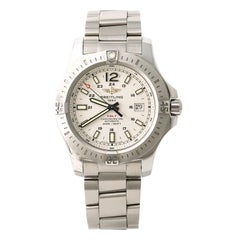 Breitling Colt A17388, White Dial Certified Authentic