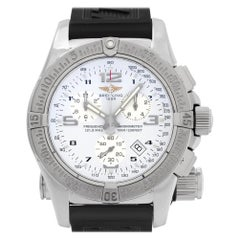 Breitling Emergency A73321, Black Dial, Certified and Warranty