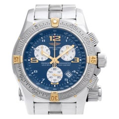 Breitling Emergency B73321, Blue Dial, Certified and Warranty