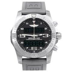 Breitling Exospace Analog Digital Titanium Men's Smart Watch EB5510H1/BE79-245S