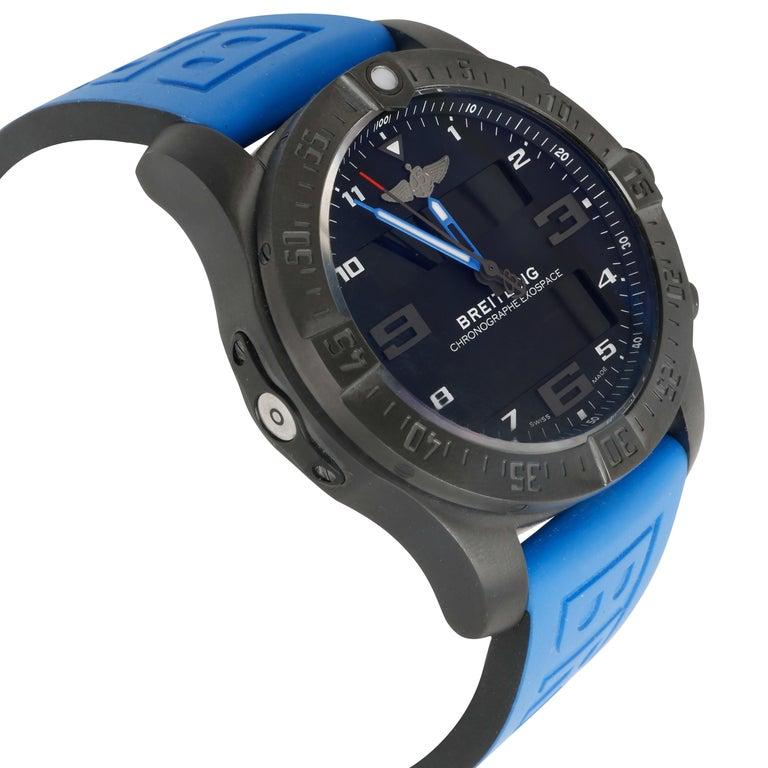 Breitling Exospace Black Titanium VB5510H2/BE45 Men's Watch in Titanium For Sale 1