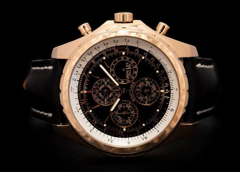 Men's Breitling for Bentley Mulliner Perpetual Calendar Chronograph H29362 Watch