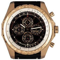 Breitling for Bentley Mulliner Perpetual Calendar Chronograph H29362 Watch