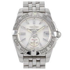 Breitling Galactic 36 Automatic Mother of Pearl Ladies' Watch A37330121G1A1