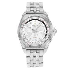 Breitling Galactic WB3510U0/A777-375A Tungsten Steel Automatic Men's Watch